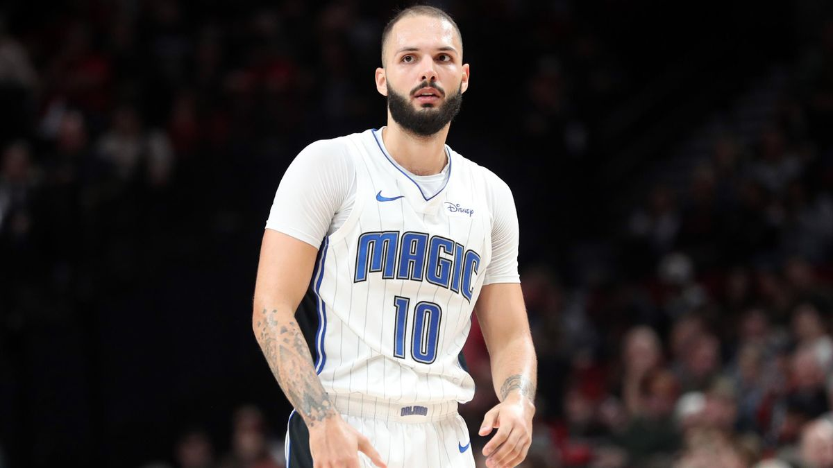 Evan Fournier - Getty Images