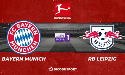 Football - Bundesliga - notre pronostic pour Bayern Munich - RB Leipzig
