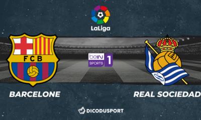 Football - Liga notre pronostic pour FC Barcelone - Real Sociedad