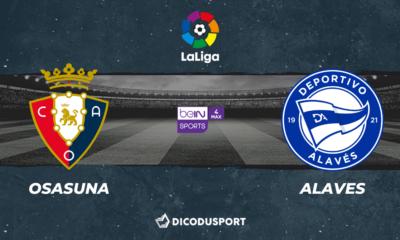 Football - Liga notre pronostic pour Osasuna - Alaves