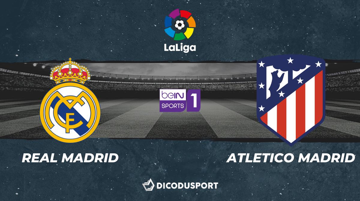 Football - Liga notre pronostic pour Real Madrid - Atletico Madrid