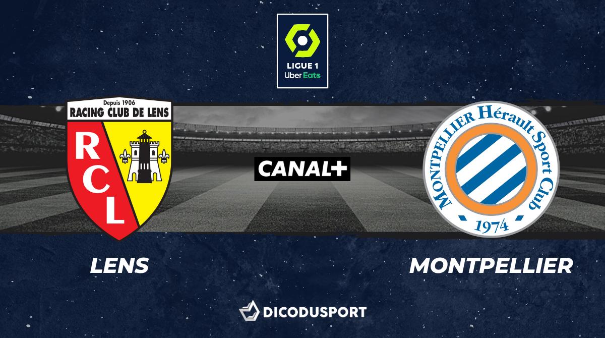 Football - Ligue 1 notre pronostic pour Lens - Montpellier