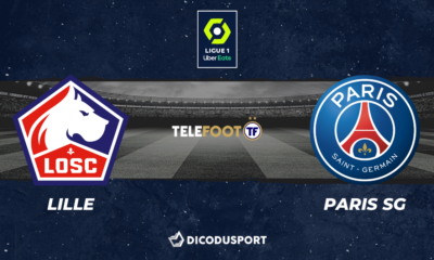 Football - Ligue 1 notre pronostic pour Lille - Paris SG