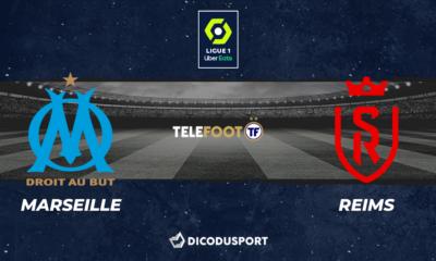 Football - Ligue 1 notre pronostic pour Marseille - Reims