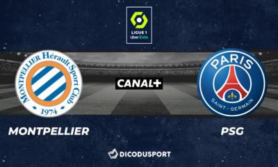 Football - Ligue 1 - notre pronostic pour Montpellier - Paris SG
