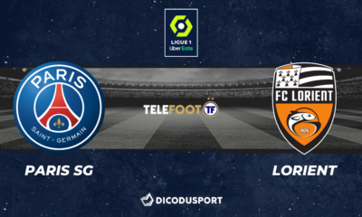 Football - Ligue 1 notre pronostic pour Paris SG - Lorient
