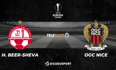 Football - Ligue Europa notre pronostic pour Hapoel Beer-Sheva - Nice