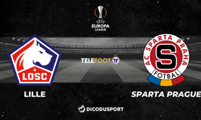 Football - Ligue Europa - notre pronostic pour Lille - Sparta Prague