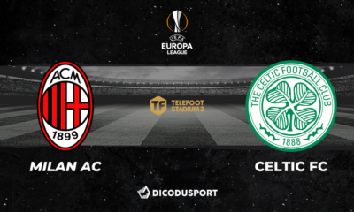 Football - Ligue Europa - notre pronostic pour Milan AC - Celtic Glasgow