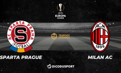 Football - Ligue Europa notre pronostic pour Sparta Prague - Milan AC