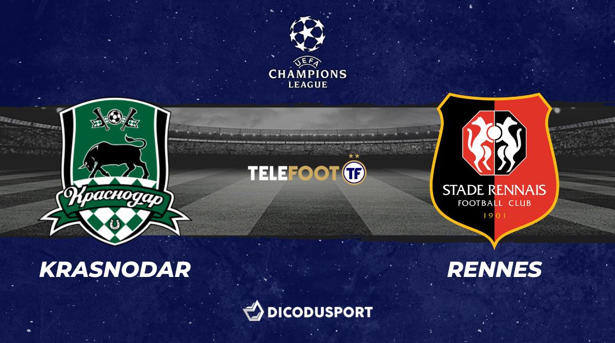 Football - Ligue des Champions - notre pronostic pour FK Krasnodar - Rennes