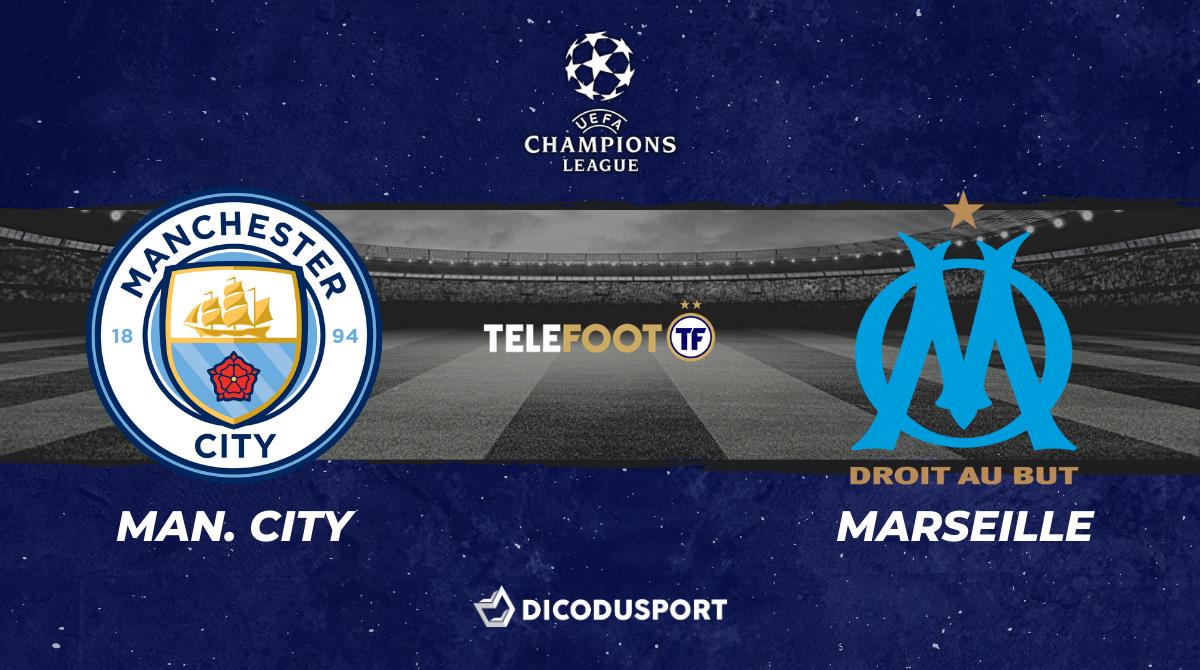 Football - Ligue des Champions notre pronostic pour Manchester City - Marseille