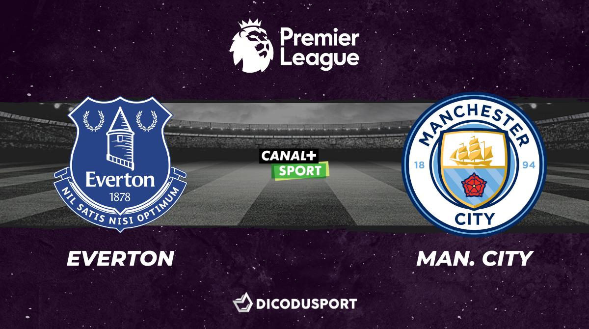 Football - Premier League notre pronostic pour Everton - Manchester City
