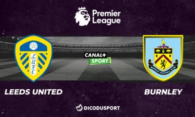 Football - Premier League notre pronostic pour Leeds - Burnley