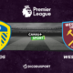 Football - Premier League notre pronostic pour Leeds - West Ham