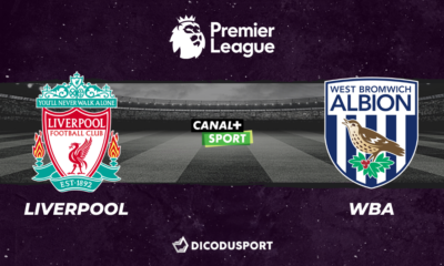 Football - Premier League notre pronostic pour Liverpool - West Bromwich Albion