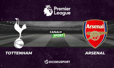 Football - Premier League - notre pronostic pour Tottenham - Arsenal