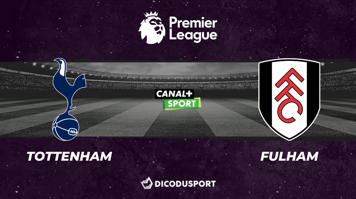 Football - Premier League notre pronostic pour Tottenham - Fulham