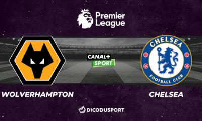 Football - Premier League notre pronostic pour Wolverhampton - Chelsea
