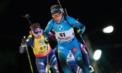 Kontiolahti - Anaïs Chevalier-Bouchet deuxième du sprint derrière Hanna Oeberg