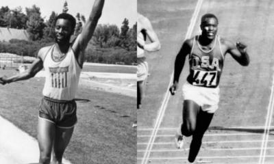 L'athlétisme américain en deuil, avec les décès d'Arnie Robinson et Rafer Johnson