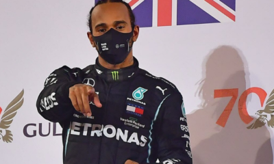 Lewis Hamilton forfait pour le Grand Prix de Sakhir