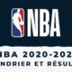 NBA 2020-2021 calendrier et résultats