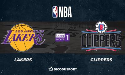 NBA - Notre pronostic pour Lakers - Clippers