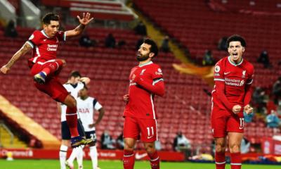 Premier League : Liverpool prend l'avantage sur Tottenham dans un match fou