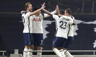 Premier League : Tottenham enfonce Arsenal dans le derby londonien