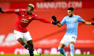 Premier League : Un derby de Manchester sans vainqueur entre United et City