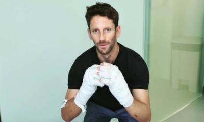 "Romain Grosjean : ""J'ai vu la mort arriver"""