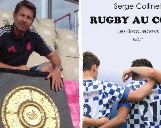 """""""Rugby au Cœur"""", le roman d'espoir de Serge Collinet"""