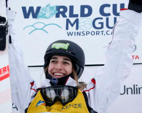 Ski acrobatique : Jamais deux sans trois pour Perrine Laffont ?