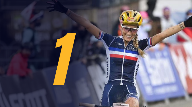 VTT - Pauline Ferrand-Prévot est votre Championne des Championnes françaises 2020