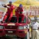 21 janvier 2001 - Jutta Kleinschmidt remporte le Paris-Dakar