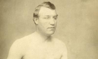 5 janvier 1858 : Tom Sayers devient champion d'Angleterre de boxe