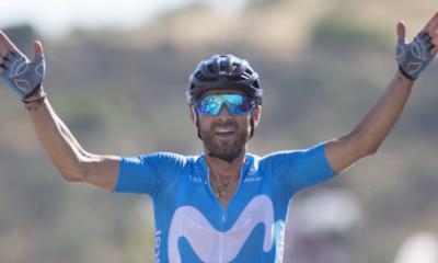 Alejandro Valverde arrêtera à l'issue de la saison 2021