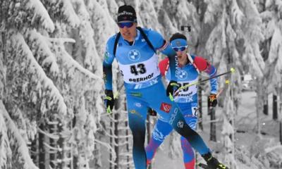 Antholz-Anterselva - Quentin Fillon Maillet 3ème de l'individuel, Loginov s'impose