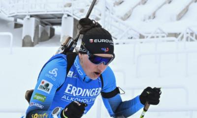 Antholz-Anterselva : la composition des Bleues pour le relais femmes
