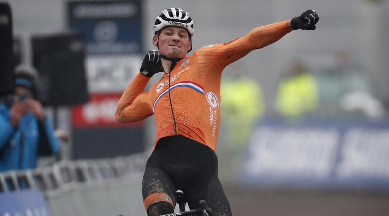 CX - Championnats du monde de cyclo-cross 2021 - Mathieu van der Poel sacré pour la 4ème fois