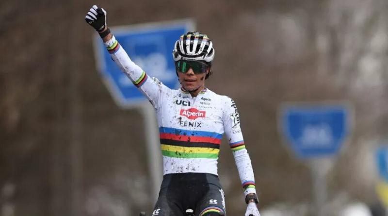 Coupe du monde de cyclo-cross - Ceylin Alvarado s'impose à Overijse, le général pour Brand