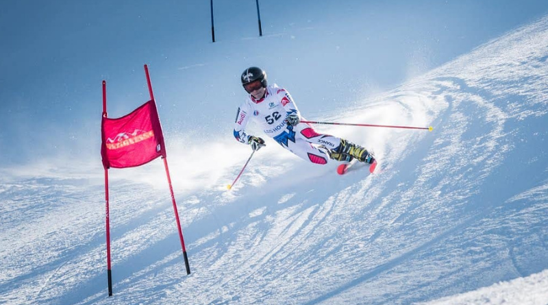 Coupe du monde de télémark - Noé Claye sur le podium du sprint d'Oberjoch