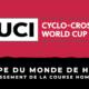 Cyclo-cross - Coupe du monde de Hulst - Le classement de la course hommes