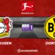 Football - Bundesliga notre pronostic pour Bayer Leverkusen - Borussia Dortmund