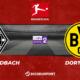 Football - Bundesliga notre pronostic pour Borussia M'Gladbach - Borussia Dortmund