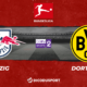 Football - Bundesliga notre pronostic pour RB Leipzig - Borussia Dortmund