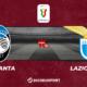 Football - Coupe d'Italie notre pronostic pour Atalanta Bergame - Lazio Rome