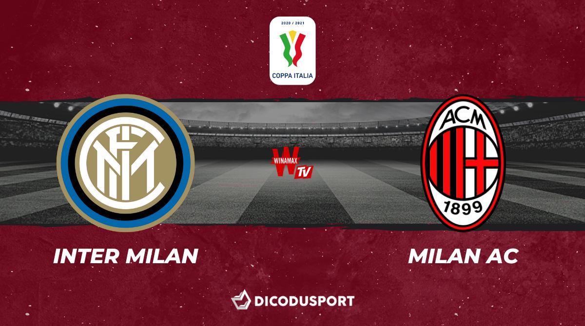 Football - Coupe d'Italie notre pronostic pour Inter Milan - Milan AC