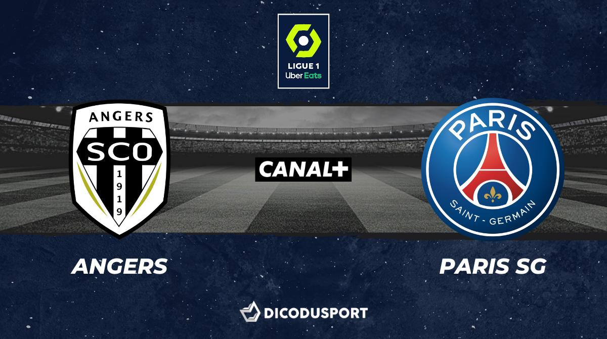 Football - Ligue 1 notre pronostic pour Angers - Paris SG